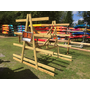 Mountainman Kayak/Canoe Rack (Pressure Treated Wood) - 1 Set