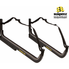 Suspenz Display FLAT Rack - 20 Degree Drop/Padded