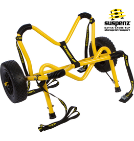 Suspenz Heavy Duty (HD) Deep-V Airless Cart