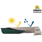 Suspenz Kayak/Canoe Cover LG (Canoe/Fishing Kayak)