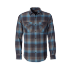 Royal Robbins Men's Lost Coast Flannel Long Sleeve Plaid Shirt
