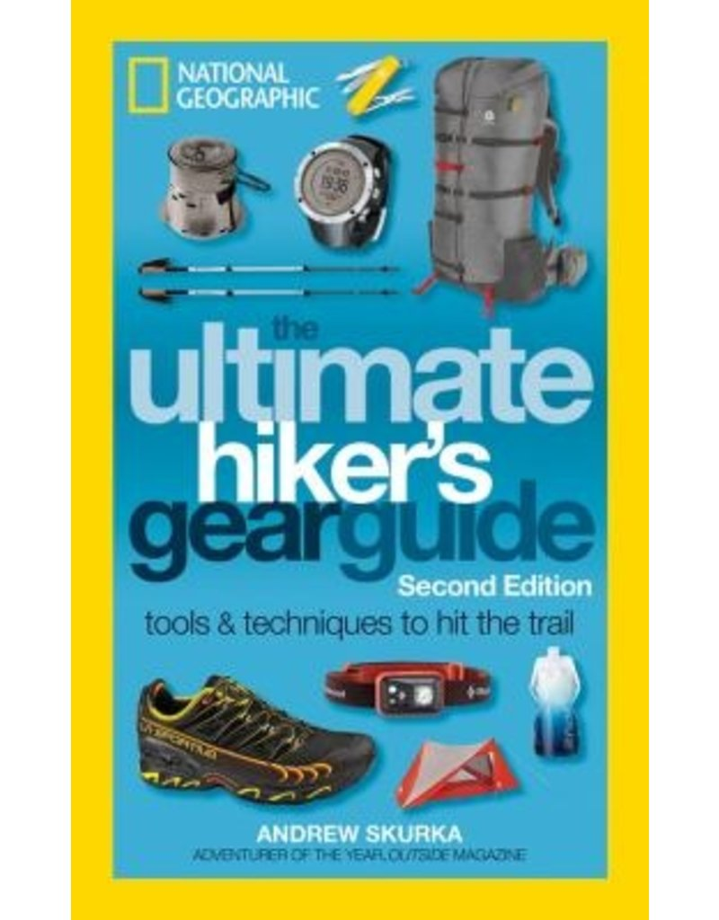 National Geographic Ultimate Hiker's Gear Guide v2