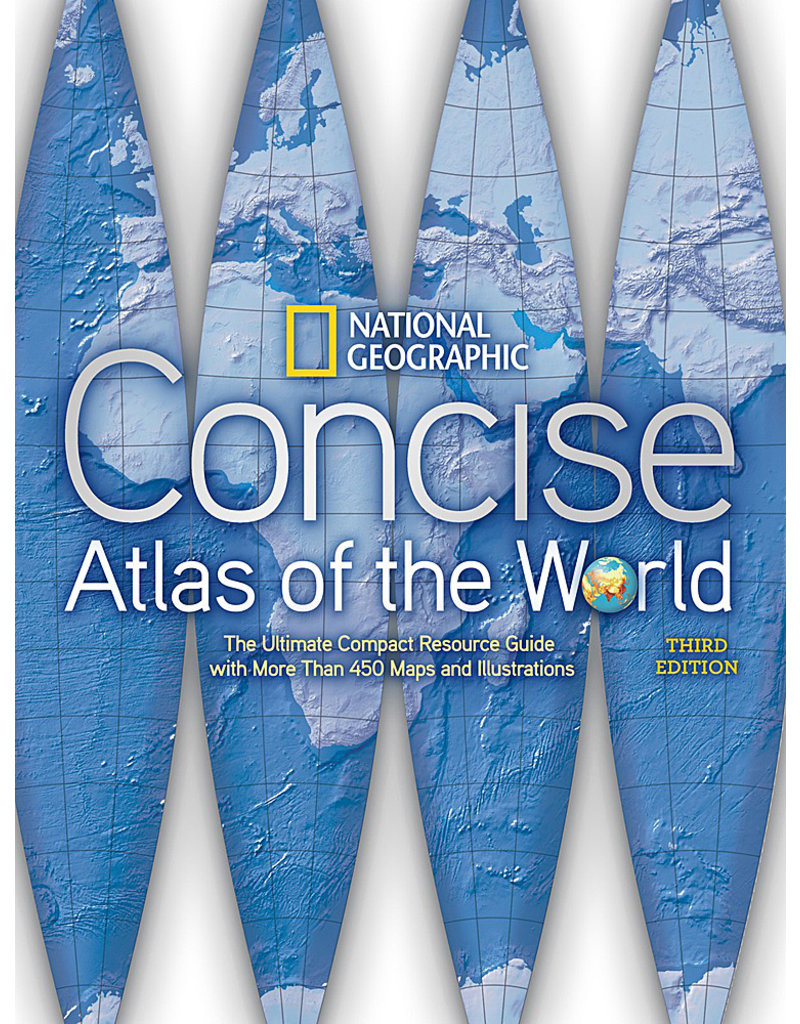National Geographic Concise Atlas of the World 3rd Edition