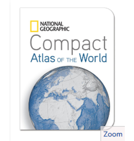 National Geographic Compact Atlas of World V1 Closeout