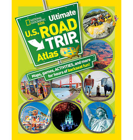 National Geographic Kids Ultimate Road Atlas