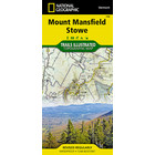 National Geographic Mount Mansfield/Stowe T.I. Topographical Map
