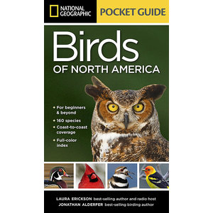 National Geographic Pocket Guide to Birds of North America