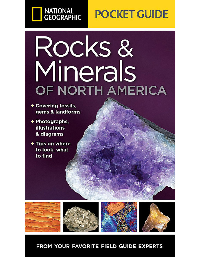 National Geographic Pocket Guide to Rocks and Minerals