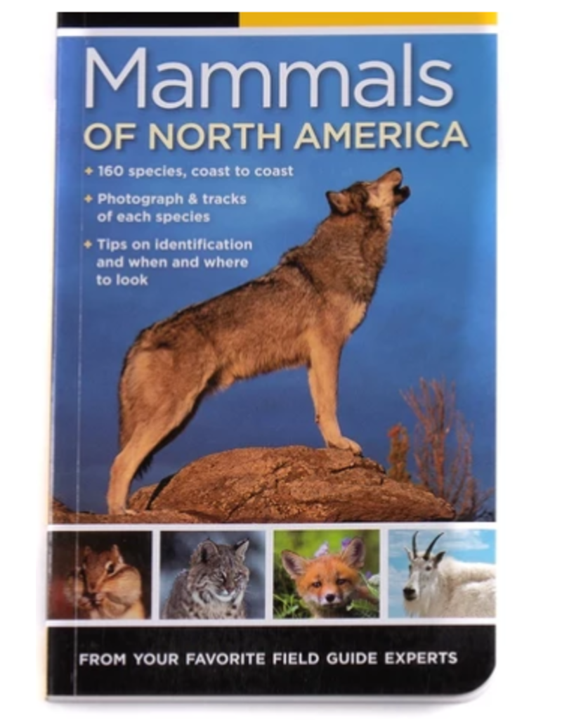 National Geographic Pocket Guide to Mammals of North America