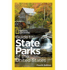National Geographic Guide to State Parks of the United States 4th Edition