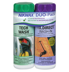 Nikwax Hardshell Duo Pack 10oz (300ml)