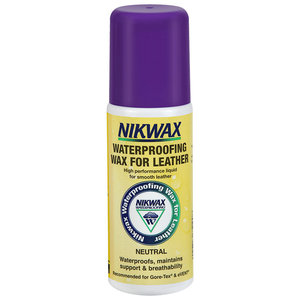 Nikwax Waterproofing Wax for Leather (Liquid) Neutral 3.4oz  (125ml)