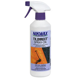 Nikwax TX-Direct Spray On Waterproofing 10oz (300ml)
