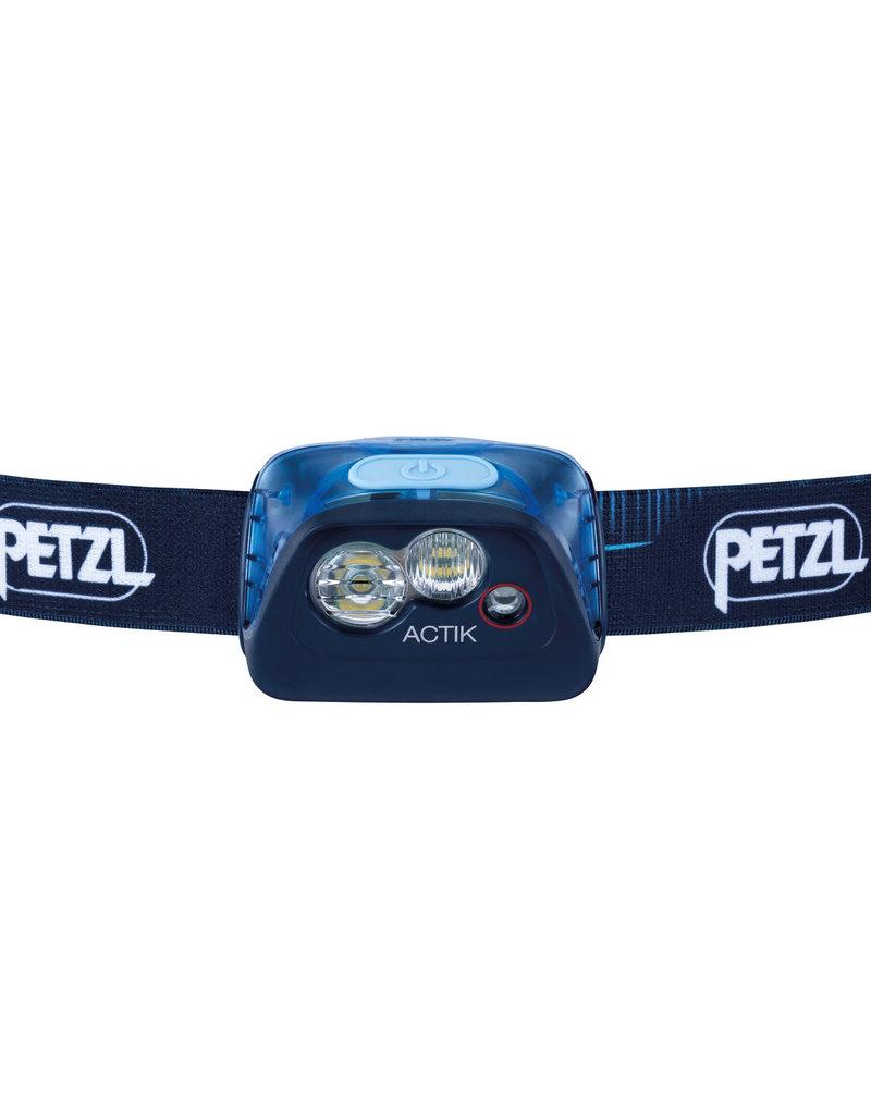 Petzl Actik Headlamp 350 Lumens