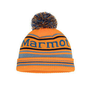 Marmot Boy's Retro Pom Hat