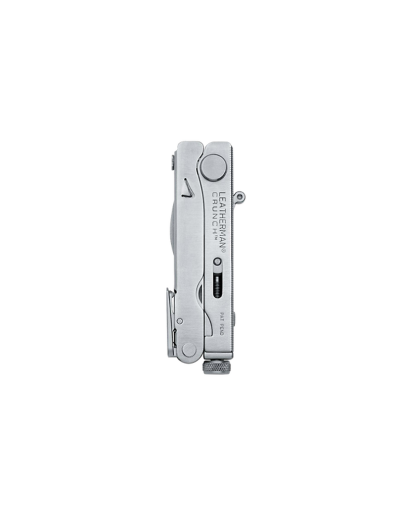 Leatherman Crunch Multi Tool w/ Leather Box