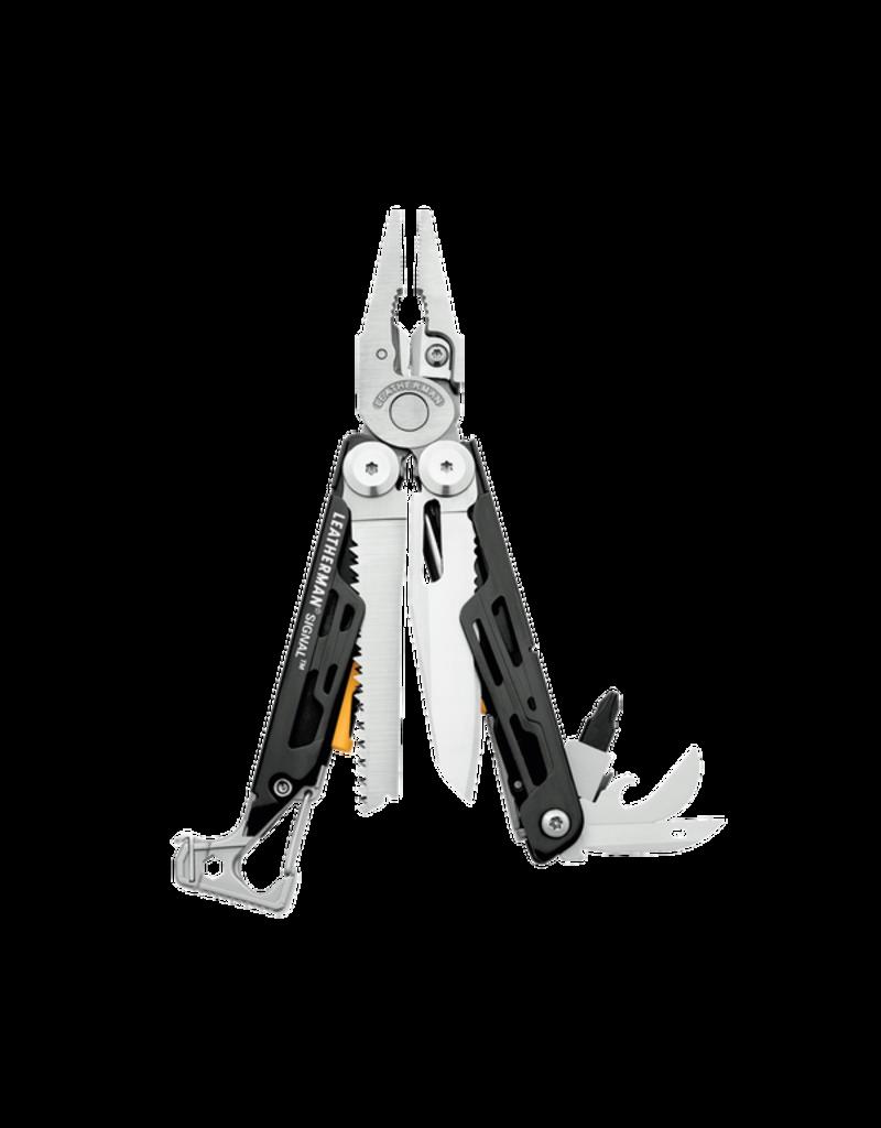 Leatherman Signal Multi-Tool w/ Black Nylon Sheath