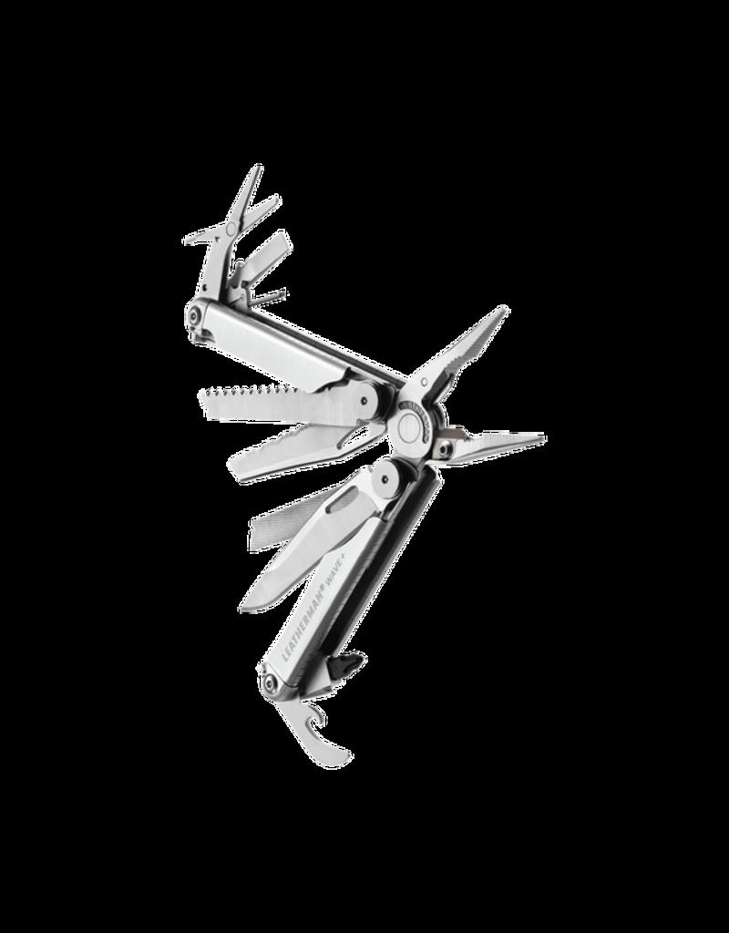 Leatherman Wave Plus Multi-Tool Stainless Steel