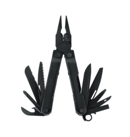 Leatherman Rebar Multi-Tool Black w/ Molle Black Sheath
