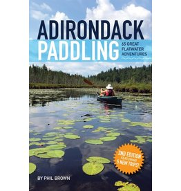 Blue Line Book Exchange Adirondack Paddling  65 Great Flatwater Adventures 2nd ed