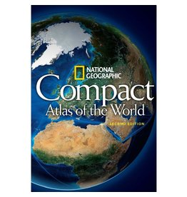 National Geographic Compact Atlas of World 2nd Edition