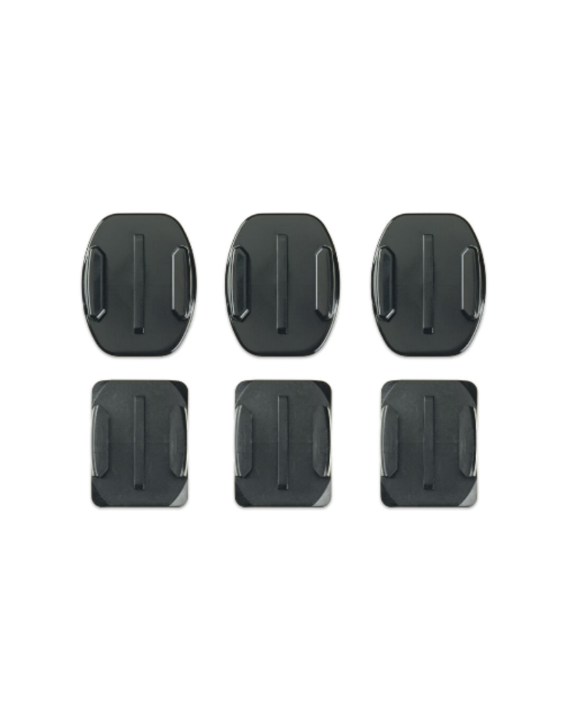 GoPro Curved & Flat Adhesive Mounts