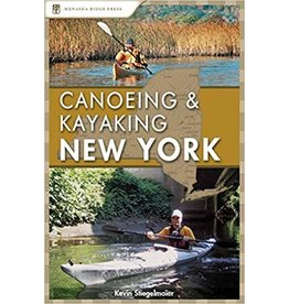 MENASHA RIDGE PRESS Canoeing and Kayaking New York