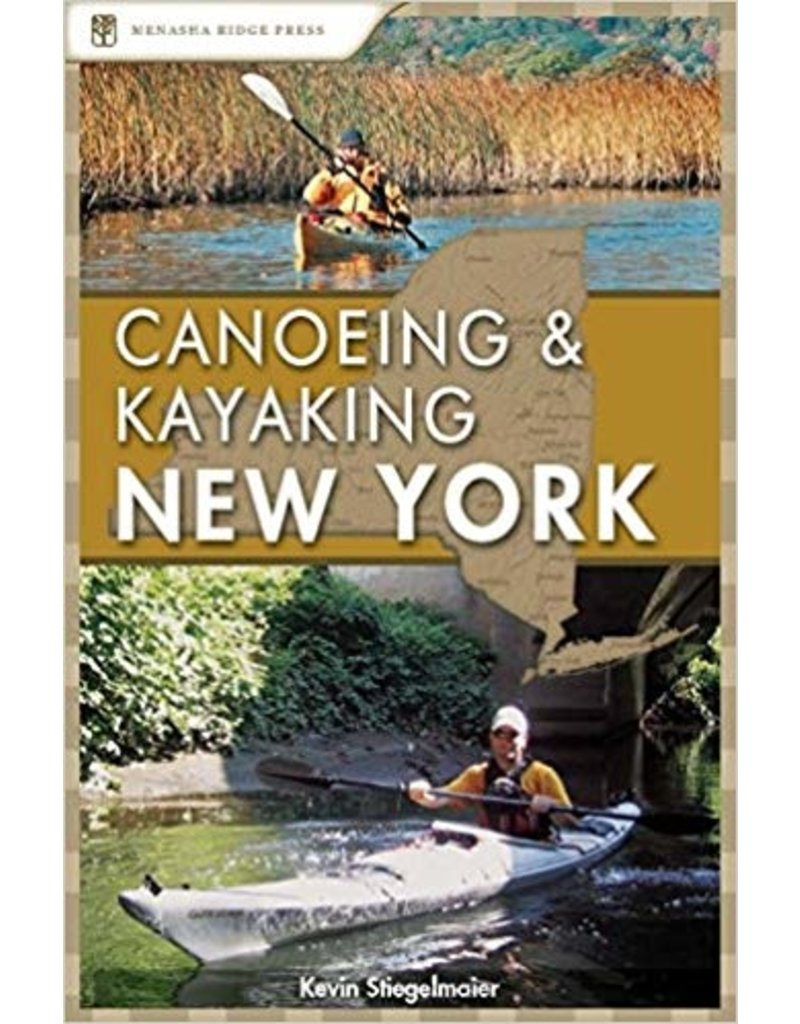 North Country Books Inc. Canoeing and Kayaking New York