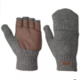 Outdoor Research Men's Lost Coast Fingerless Mitts