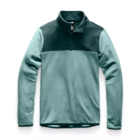 The North Face Women's TKA Glacier 1/4 Zip Fleece  Jacket Closeout