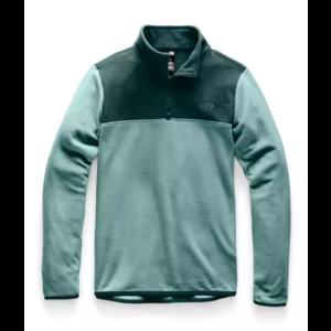 The North Face Women's TKA Glacier 1/4 Zip Fleece  Jacket