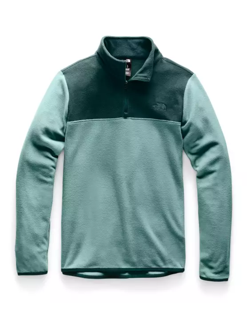 The North Face Women's TKA Glacier 1/4 Zip Fleece  Jacket Closeout