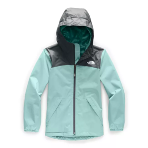 The North Face Girl's Warm Storm Waterproof Jacket