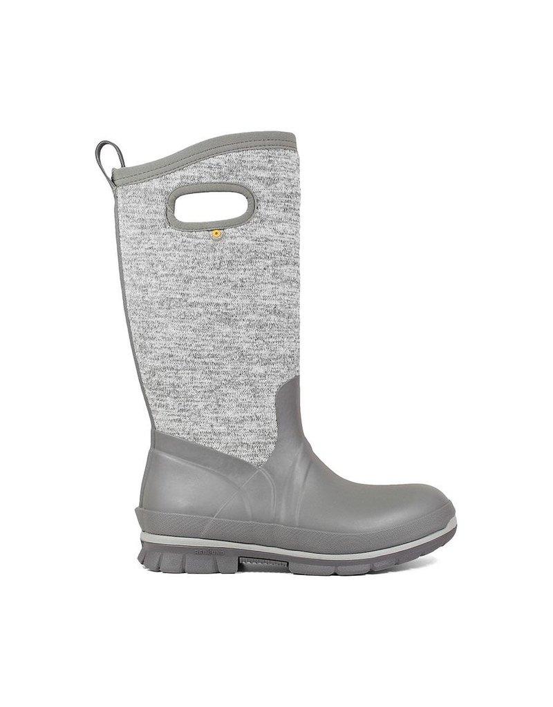 Bogs Women's Crandall Tall Knit Waterproof Boot Closeout
