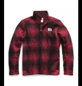 The North Face Men's Gordon Lyons Novelty 1/4 Zip Fleece Jacket