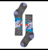 SmartWool Kid's Wintersport Yeti Betty Socks