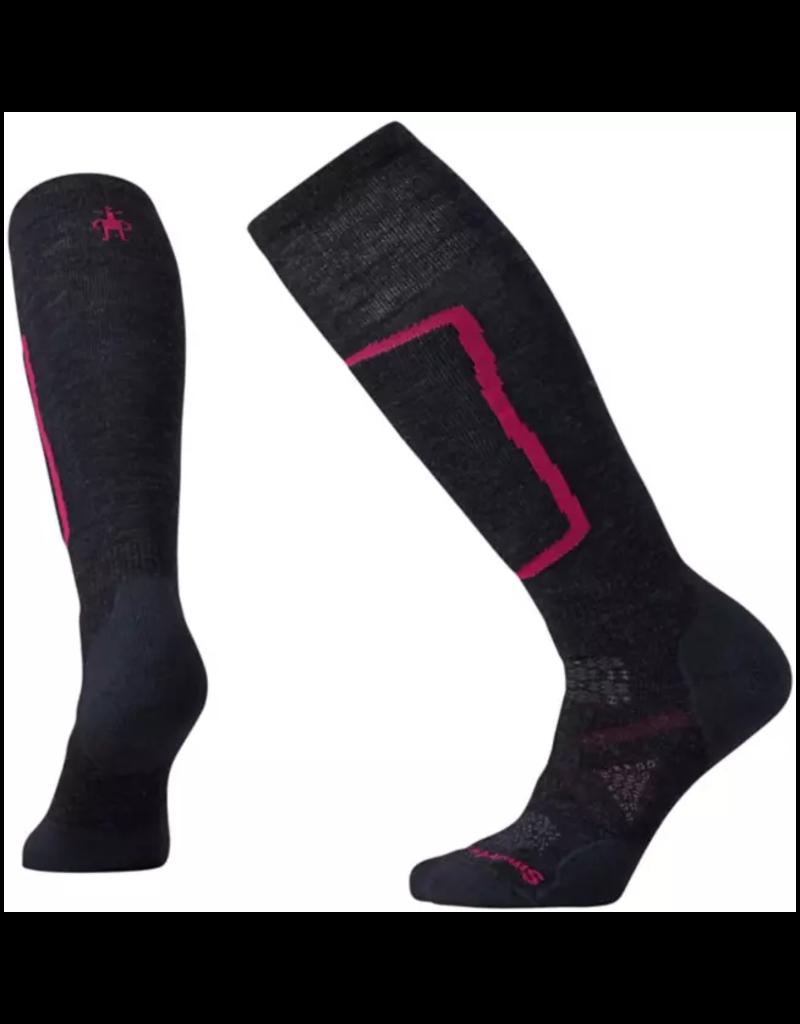 SmartWool Women's PhD Ski Medium Cushion OTC Socks Closeout
