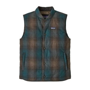 Patagonia Men's Recycled Wool Vest Closeout