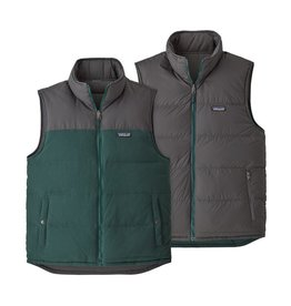 Patagonia Men's Reversible Bivy Down Vest Closeout