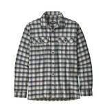 Patagonia Men's Long Sleeved Fjord Flannel Shirt Closeout