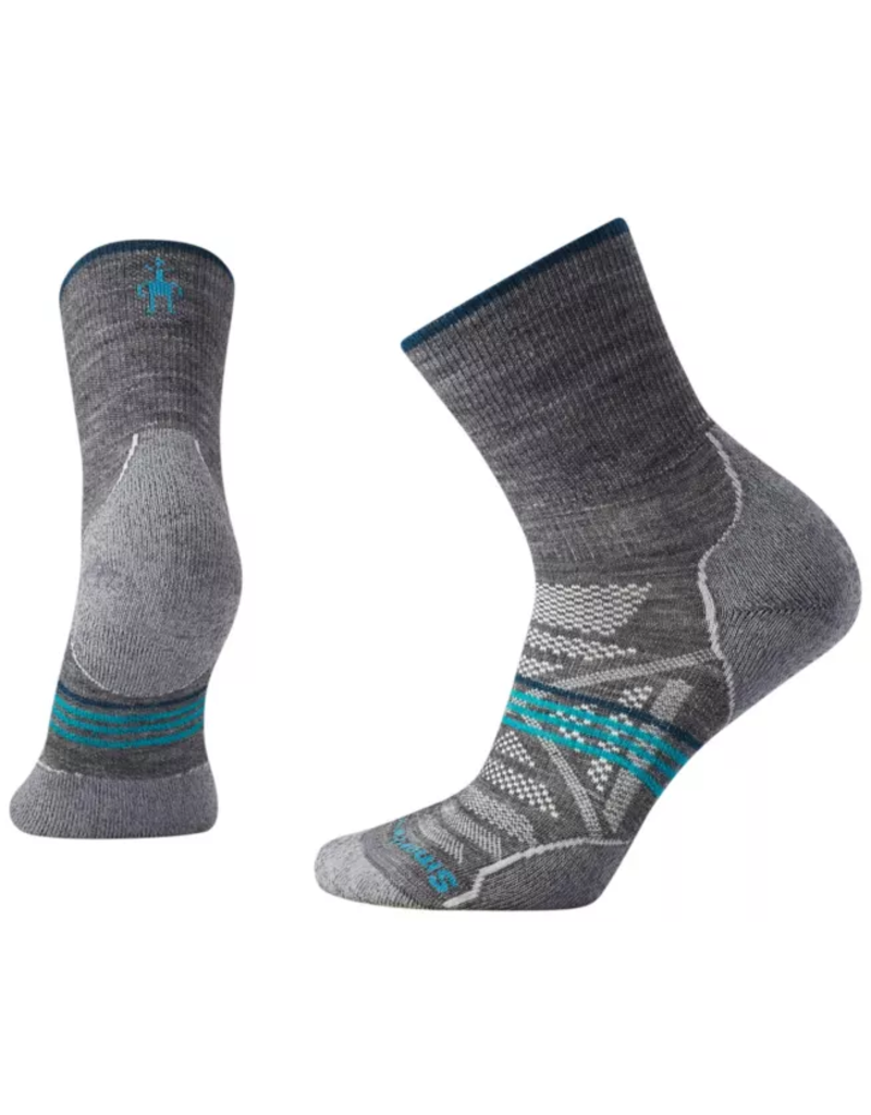 SmartWool Women's PHD Outdoor Light Cushion Mid Crew Socks