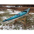 Current Designs Kayak Sisu Low Volume Kevlar Aqua/Black/Smoke -  2020