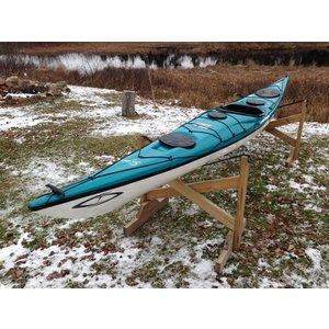 Current Designs Kayak Sisu Low Volume Kevlar Aqua/Black/Smoke -  2020