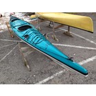 Current Designs Kayak Libra XT Tandem Kevlar w/ rudder Aqua/Black/Smoke - 2020