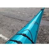 Current Designs Kayak Libra XT Tandem Kevlar w/ rudder Aqua/Black/Smoke - 2020