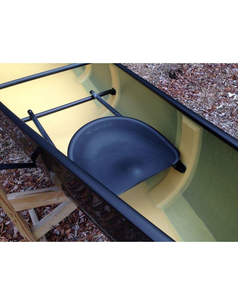 Wenonah Canoe Minnesota II 18.5 Carbon Blk Sliding Bow Seat – 2020
