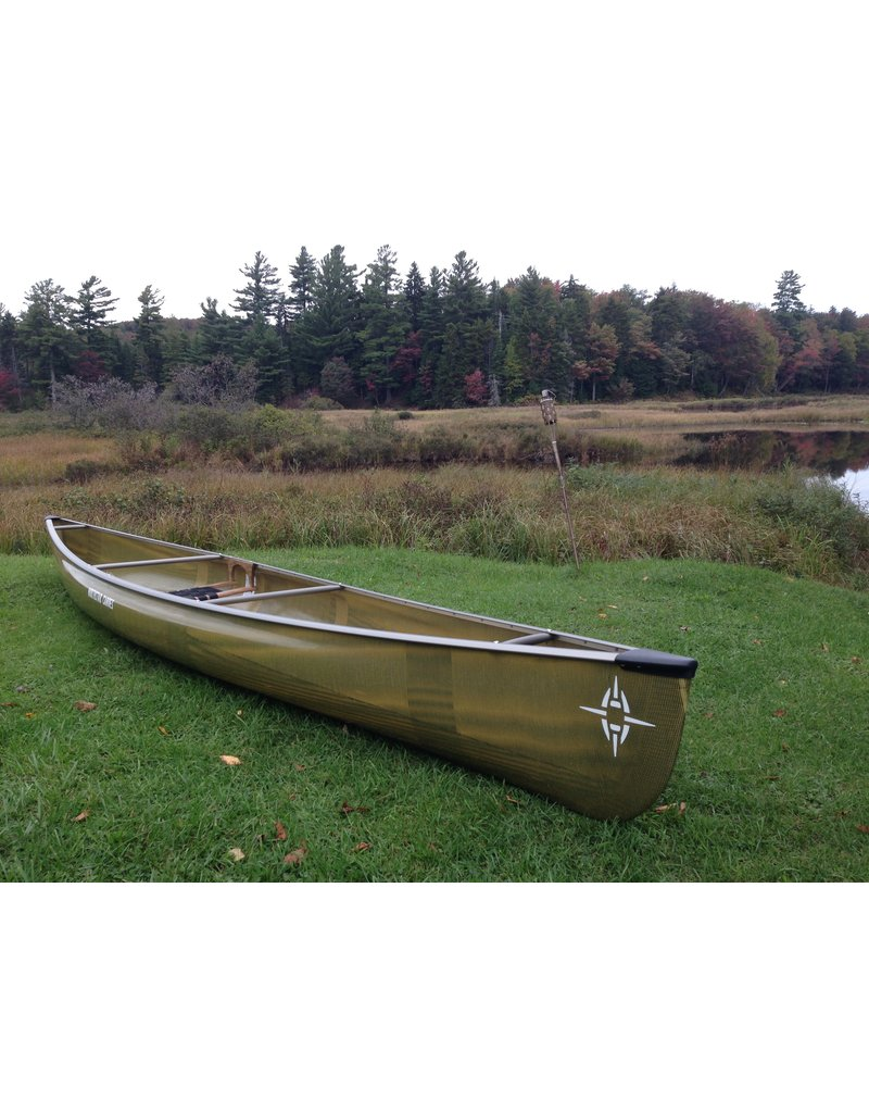 Northstar Canoes Magic 16 StarLite Aluminum Trim (2019)
