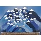 Peak Quest 46 ADK Winter High Peaks Scratch Card 5x7