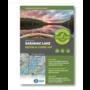 Green Goat Maps Saranac Lake Boat and Fishing Map