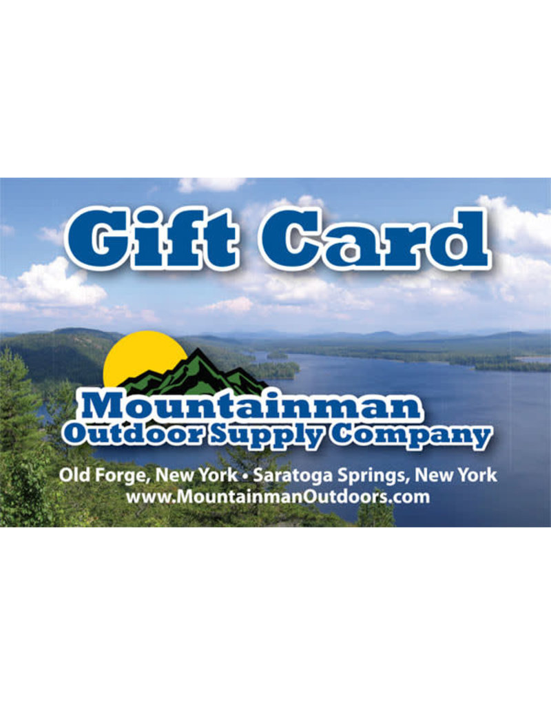 Mountainman Mountainman Gift Card - $25